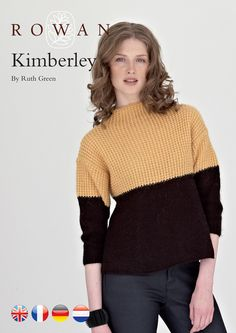 Kimberley Sweater in Rowan Kid Classic. Discover more Patterns by Rowan at LoveKnitting. The world's largest range of knitting supplies - we stock patterns, yarn, needles and books from all of your favorite brands.