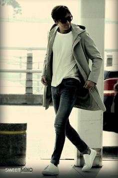 cool 2015.03.20 #LeeMinHo on his way to HongKong for his concert