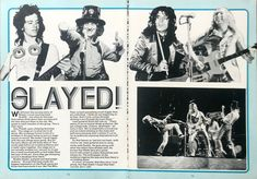 Slade Band, Noddy Holder, Walsall, British Rock, Town Hall, 25th Anniversary, Number One, Articles, Studio
