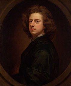 KNELLER, Godfrey German born English (1646-1723)_Self-portrait 1685