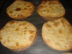 easy baked corn tostada shells
