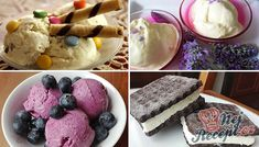 Tipy a triky Gelato, Food And Drink, Cheese, Recipes, Club, Ice Cream, Rezepte, Recipies, Cooking Recipes