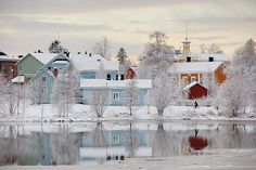 Pikisaari Island, Oulu, Finland Ailleurs communication…