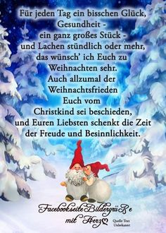 Weihnachten Sprüche Sprüche Weihnachten New Ideas Best Picture For home care For Your Taste You are looking for something, and it is going to tell you exactly what you are Christmas Quotes, Christmas Holidays, Merry Christmas, Christmas Ornaments, Christmas Greetings, Christmas Ideas, Diy Crafts To Do, Theme Noel, Feeling Happy