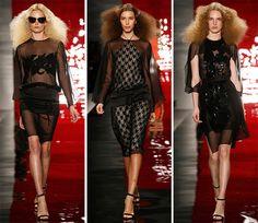 Reem Acra Spring/Summer 2014 RTW - New York Fashion Week  #NYFW #MBFW #fashionweek