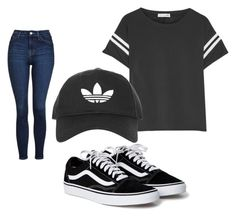 """""""Untitled #23"""" by dazzylee on Polyvore featuring rag & bone and Topshop"""