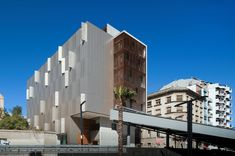 Putget Dolors Aleu Center for the Elderly / Pinearq