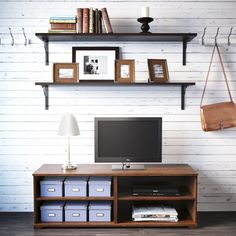 BORGSJÖ- slender dimensions with fine details to suit all of your entertainment needs.