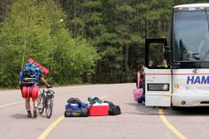 5 Ways to Make the Most of your Parkbus Trip Ontario Parks, Travel Themes, Outdoor Camping, 5 Ways, Outdoors, Pure Products, Explore, Awesome, How To Make