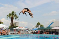 Springboard Diving Clinic New Milford, CT #Kids #Events