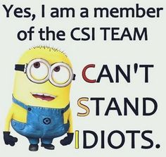 humor deutsch For all Minions fans this is your lucky day, we have collected some latest fresh insanely hilarious Collection of Minions memes and Funny picturess Funny Minion Pictures, Funny Minion Memes, Minions Quotes, Funny Texts, Funny Jokes, Hilarious, Minion Humor, Minion Sayings, Minions Love