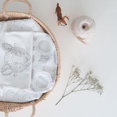 """Wilsonandfrenchy on Instagram: """"A little basket of gorgeousness ☺️ Don't forget to support local this Christmas! Find your nearest Wilson and frenchy stockist on our website, just simply enter your postcode! #springsummer2016 #wilsonandfrenchy #supportlocal #babygift"""""""