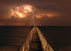 I absolutely, with every part of my being, love, love LOVE thunderstorms.