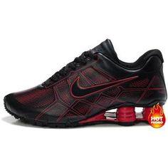 Nike Shox Mens Red