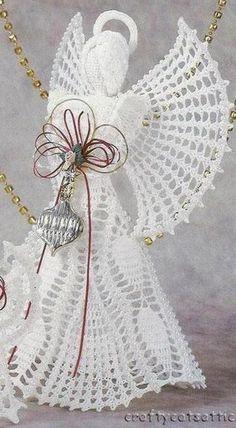 crochet angels - Barbara H. - Picasa Web Albums