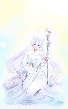 usagi tsukino - princess Serenity by ~zelldinchit on deviantART