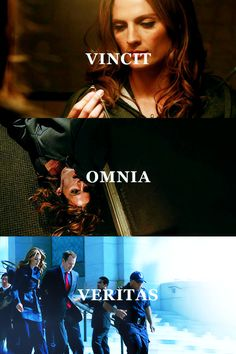 One of the best #Castle episodes ever! Full circle! #Veritas