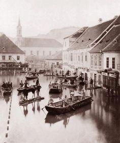 1876. Árvíz
