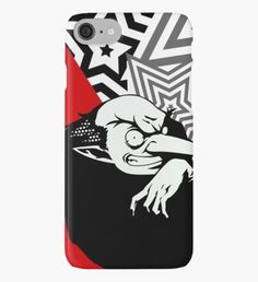 Persona 5 Igor Confidant iPhone Case/Skin