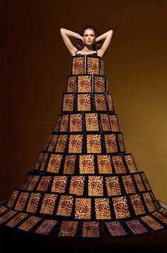 Unusual dresses