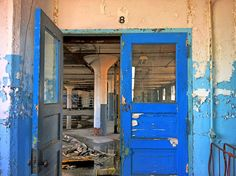 Abandoned Barber Colman Factory Limited Edition Print.