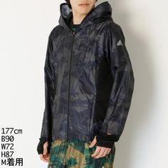 メンズブルゾン(KANOI Premium ウインド ジャケット)   アディダス(adidas)   ファッション通販 マルイウェブチャネル