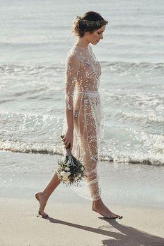 Loveratory shooting inspiración colección papelería de boda  'A mar sabe el amor'