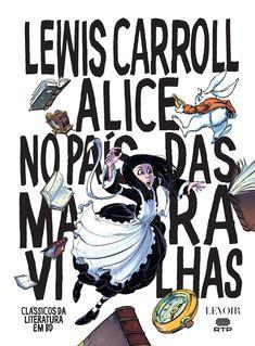 Alice no País das Maravilhas de Lewis Carroll. Lançamento banda desenhada por Levoir em português, setembro 2020... #bandadesenhada #alicenopaisdasmaravilhas #bdcomicspt