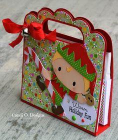Candi O Designs: Elf Magic!