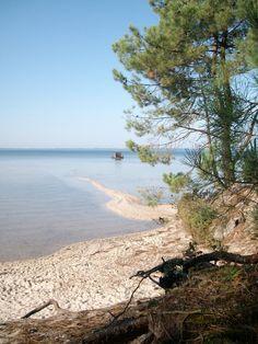 Lac de Sanguinet :-)