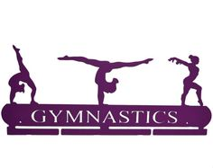 Hey, I found this really awesome Etsy listing at https://www.etsy.com/listing/236662978/gymnastics-medal-hanger