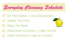 Do a little cleaning everyday  #cleaning #clean house  #organize