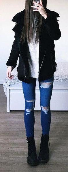 coat jeans