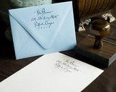 etsy address stamp