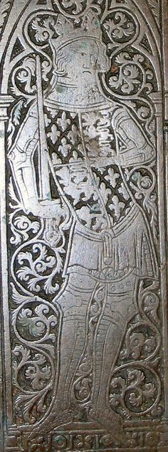 Edward III Plantagenet, King of England (1312 - 1377) 19th GGFhttp://www.themcs.org/armour/knights/