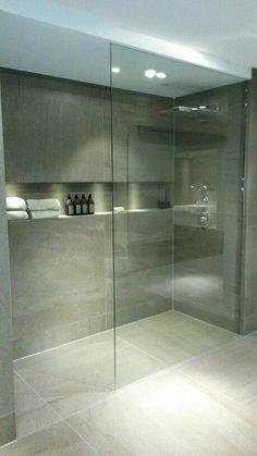 contemporary bathroom design - home inspirations - Bathroom Decor Bathroom Layout, Bathroom Interior Design, Bathroom Ideas, Asian Bathroom, Bathrooms Decor, Zen Bathroom, Tile Layout, Beige Bathroom, Bathroom Showers