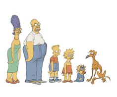 """""""French Simpson Family"""" by Sylvain Chomet* 