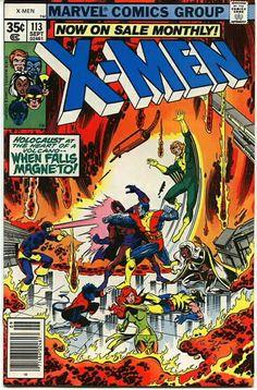 The Uncanny X-MEN #113