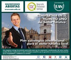 Conviértete en el número uno del sector turístico: curso de plan estratégico internacional.