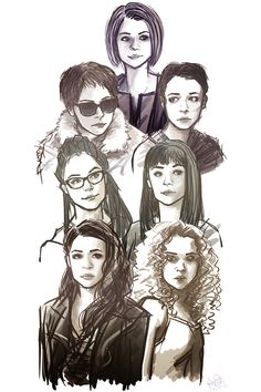 Love this art! #CloneClub