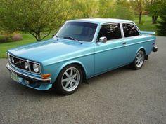 Double The Power: 1974 Volvo 142 GL Turbo