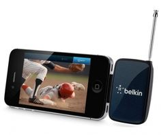 Wireless Mobile TV Receiver for 30-Pin iPhone, iPad, and iPod %u2013 $130