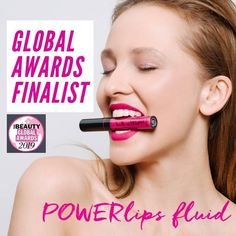 With hundreds of entries from brands across 29 countries, Nu Skin's Powerlips Fluid has been chosen by international judging panel as a finalist on the Pure Beauty Global Awards 2019 for Best New Lip Product 😍💋 Kylie Cosmetics Store, It Cosmetics Brushes, Long Lasting Lip Color, Long Lasting Lipstick, Nu Skin, Baby Lips Gloss, Maybelline Lip Gloss, City Lips, Gloss Labial