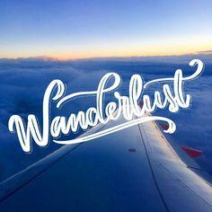 - Wanderlust - . #handlettering #handmade #calligraphy #brushlettering #artoftype #panama #pty #brushpen #brushscript #brushletteringpractice #ipadlettering #ipadpro #applepencil #digitallettering #procreateapp @procreateapp