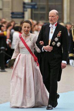 Tsar Simon and his wife Margarita