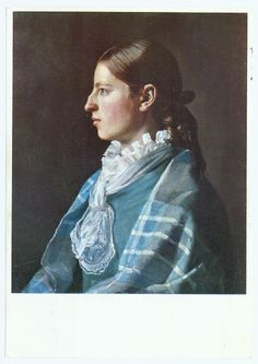 Portrait of Anna Ancher , 1878