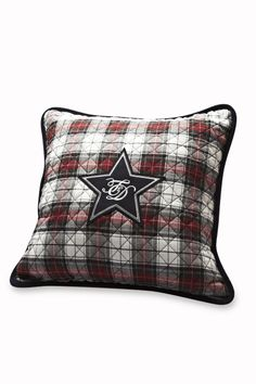 We can*t wait for Christmas to come, can you? FLORENCE DESIGN Cushion Cover checkered <3