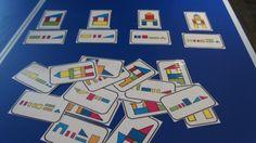 Les maisons : accessoires pour activités préscolaires - Les éditions Boîte à Surprises Montessori, Busy Bags, Activities, Games, Business, School, Geometric Form, Therapy, Board Games