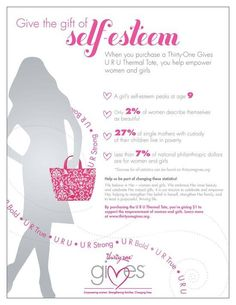 Thirty-One Gives <3