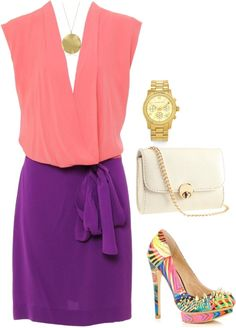 created by smorgan5588 on Polyvore. Can't wear this but loooove it!